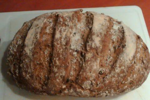 Miche de pain Thermomix par soleil13