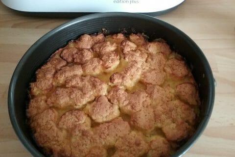 Cake au lemon curd Thermomix par Isa29270