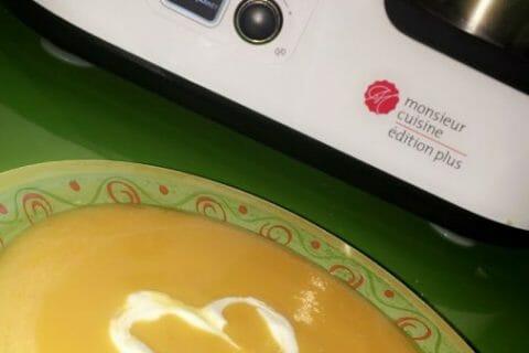 Velouté de butternut Thermomix par Demousseau_Viale