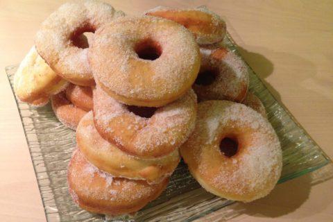 Donuts Thermomix par Audreythegre