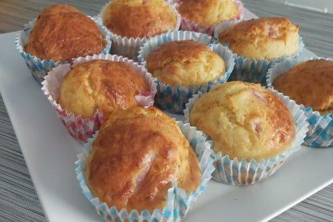 Mini muffins au comté et aux lardons au Thermomix
