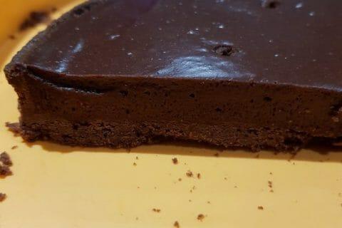 Tarte tout chocolat Thermomix par Marion23