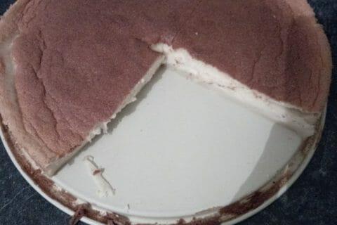 Gâteau magique à la vanille au Thermomix