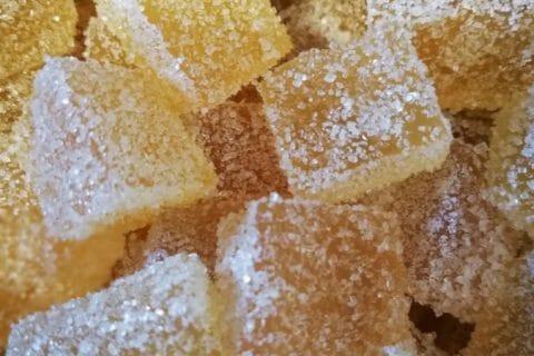 Pâte de fruits à la pomme Thermomix par sansan06