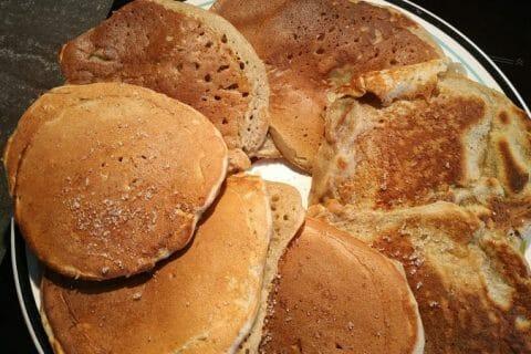 Pancakes à la banane Thermomix par Sand2506
