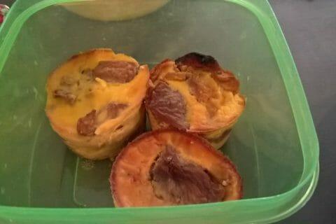 Flognarde aux pommes (clafoutis aux pommes) Thermomix par Ambredu07et74