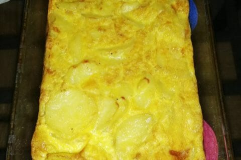 Tortilla de patatas Thermomix par m57sg