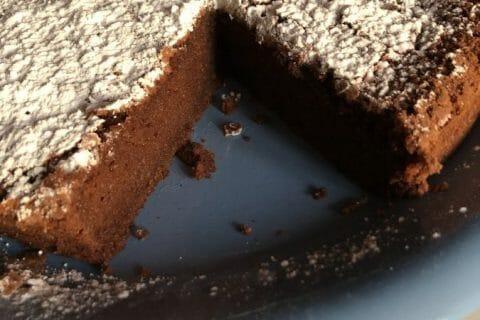 Gâteau macaroné au chocolat au Thermomix
