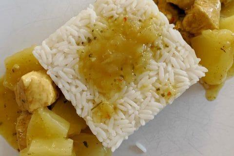 Filet mignon de porc à l'ananas au Thermomix