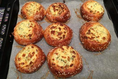 Poğaça – Petits pains Turcs à la Feta Thermomix par Emi.