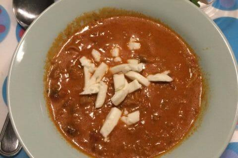 La pizza soupe Thermomix par ninou41