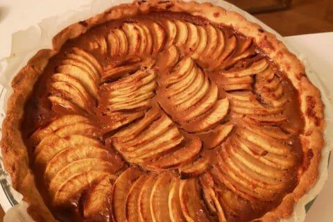 Tarte aux pommes alsacienne Thermomix par amande-b