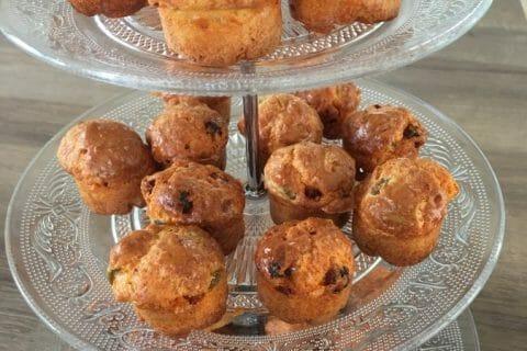 Muffins au chorizo Thermomix par Kacie