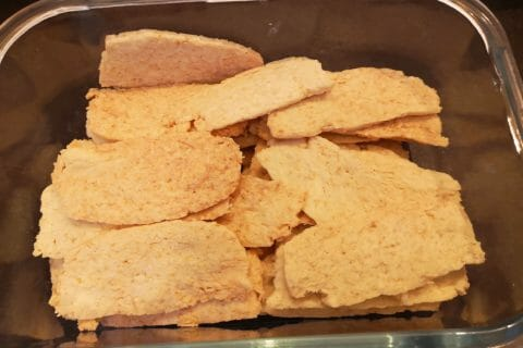 Biscuits pain d'amandes au Thermomix