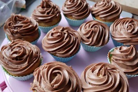 Cupcakes au nutella Thermomix par Vanouch18