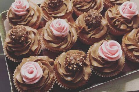 Cupcakes au nutella Thermomix par marichoux