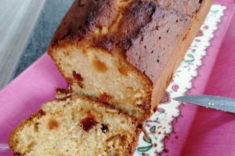 Cake aux fruits confits au Thermomix