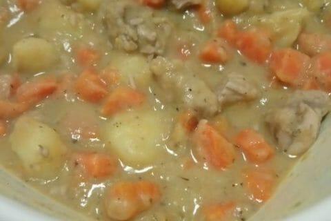 Bouchées de poulet aux carottes Thermomix par nathys