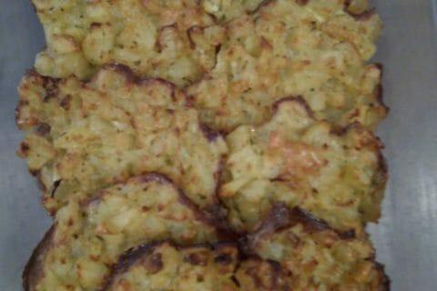 Galettes de pommes de terre au four Thermomix par Lulu_4