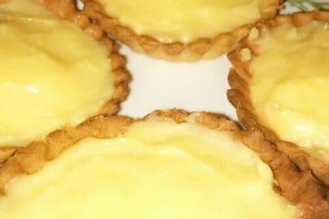 Tarte au citron au Thermomix