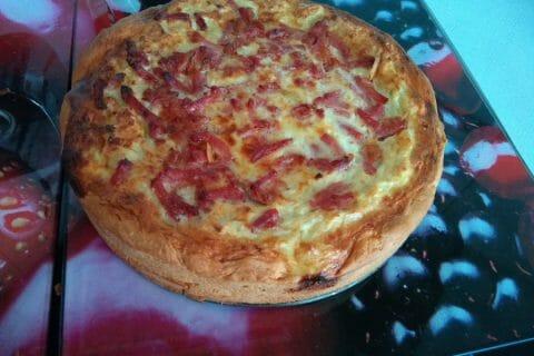 Zwiebelkuchen – gâteau aux oignons Thermomix par Jeannette25