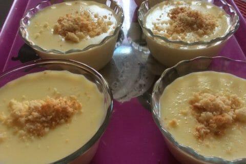Crème dessert au citron Thermomix par vivie3665