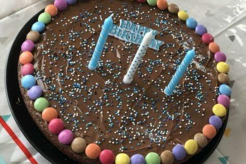 Gâteau au chocolat des écoliers Thermomix par Softeoyou