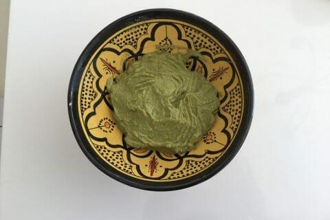 Saumon sur purée de brocolis Thermomix par R1200gs
