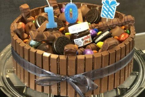 Génoise au chocolat Thermomix par nawalmomix