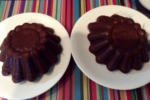 Gâteau au chocolat et courgettes Thermomix par faurelie