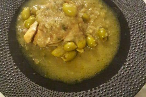 Tajine de poulet aux olives Thermomix par Cassyna