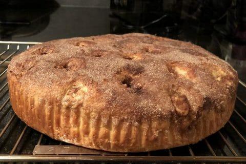 Zimmetkuche – gâteau à la cannelle Alsacien Thermomix par Aurélie