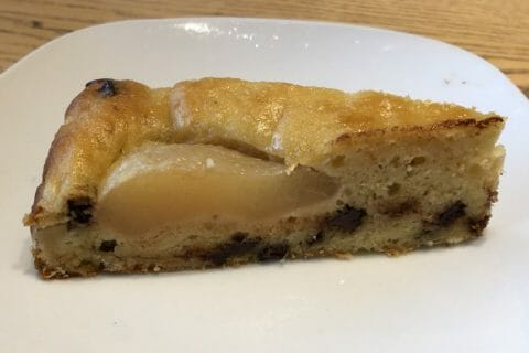 Gâteau des femmes pressées poires et chocolat Thermomix par Aurélie