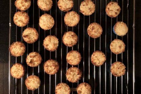 Bouchées coco choco Thermomix par Aurélie