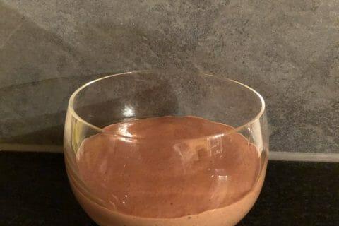 Mousse au chocolat magique Thermomix par Aurélie