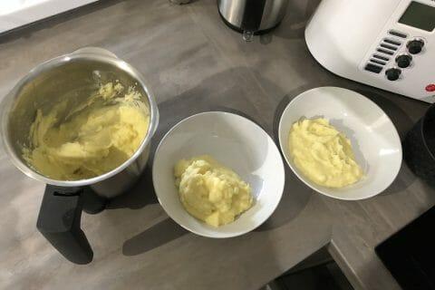 Purée de pommes de terre au Thermomix