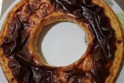 Flan pâtissier sans pâte au Thermomix