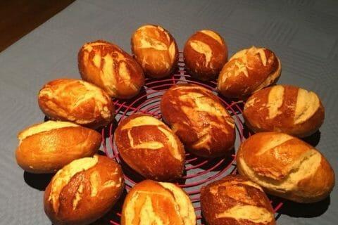 Mauricette – Petits pains alsaciens Thermomix par @lexandra