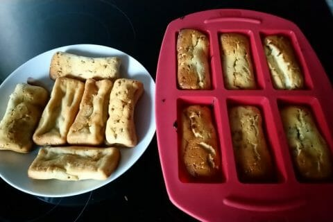 Financiers Thermomix par mimichris