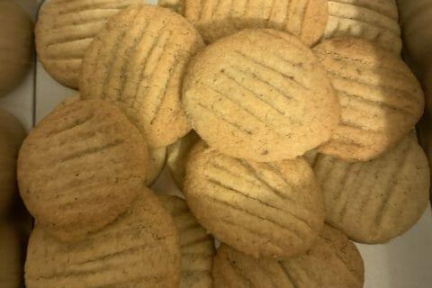Biscuits à la cardamome au Thermomix