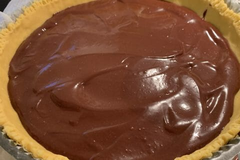 Tarte poires et chocolat au Thermomix