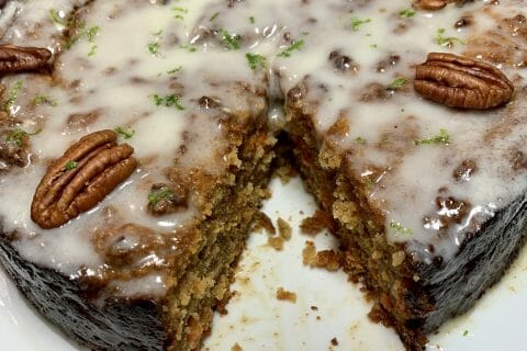 Carrot cake au Thermomix