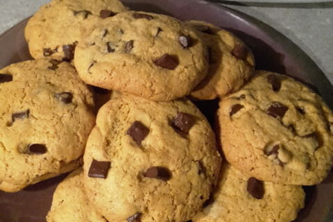 Cookies américains Thermomix par mag0709