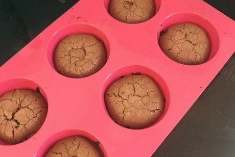 Mini muffins au chocolat Thermomix par Lulustucrue