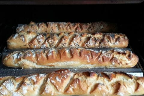 Baguettes Thermomix par Valeriedroopy