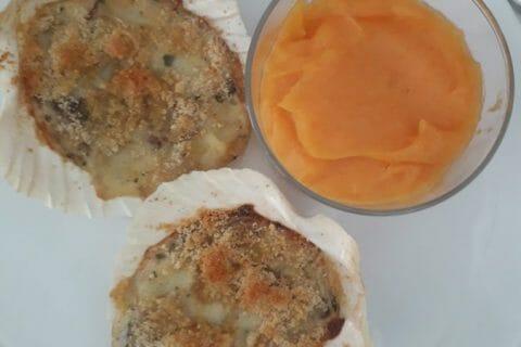 Purée carottes et patates douces au Thermomix