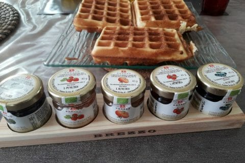 Gaufres Thermomix par Anso