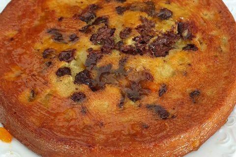 Gâteau des femmes pressées poires et chocolat au Thermomix