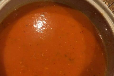 Velouté de tomate Thermomix par clove