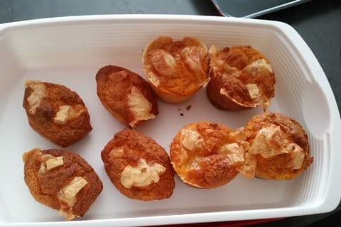 Madeleines carottes au Thermomix